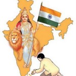 "Thoughts about Bharat Mata on ""Mother's Day"""