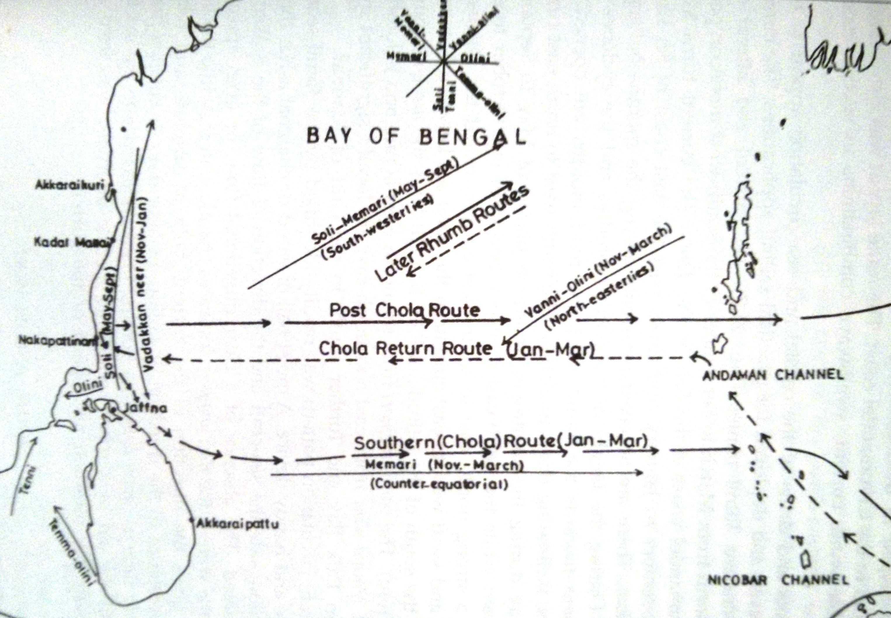 chola sea route pic